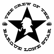 The Crew of the Barque Lone Star